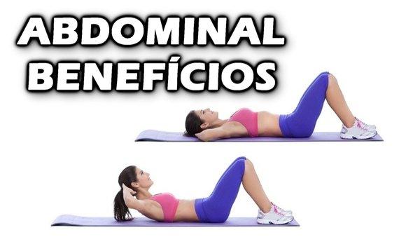 Fazer abdominal perde a barriga