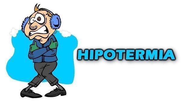 hipotermia causas sintomas e tratamento